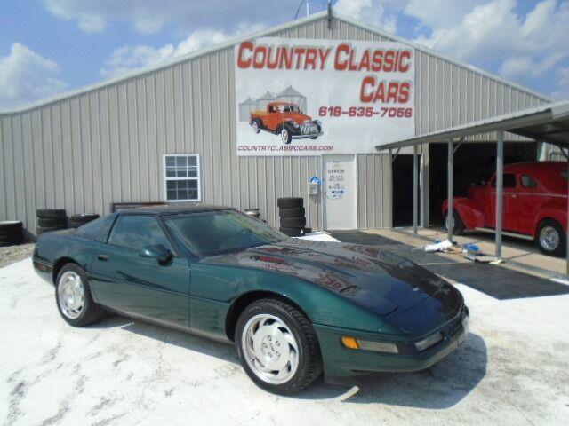 1994 Chevrolet Corvette (CC-1521719) for sale in Staunton, Illinois
