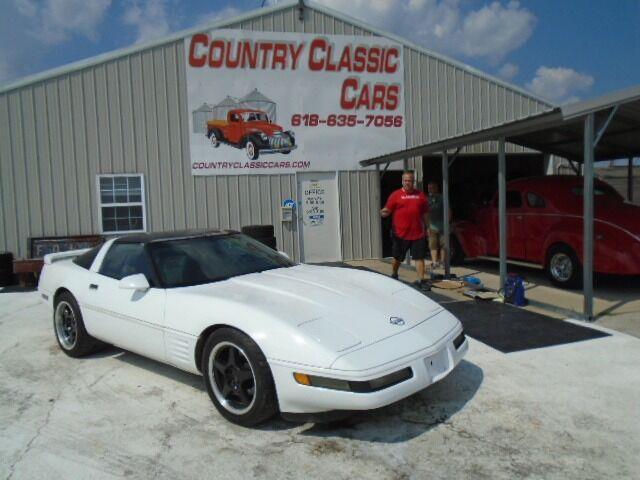 1994 Chevrolet Corvette (CC-1521720) for sale in Staunton, Illinois