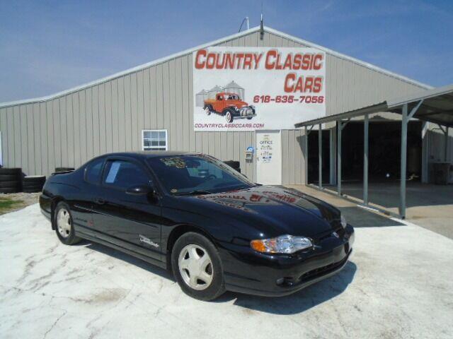 2001 Chevrolet Monte Carlo (CC-1521722) for sale in Staunton, Illinois