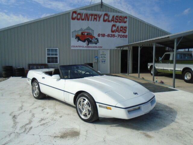 1990 Chevrolet Corvette (CC-1521724) for sale in Staunton, Illinois