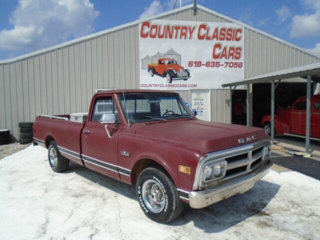 1970 GMC 1500 (CC-1521726) for sale in Staunton, Illinois