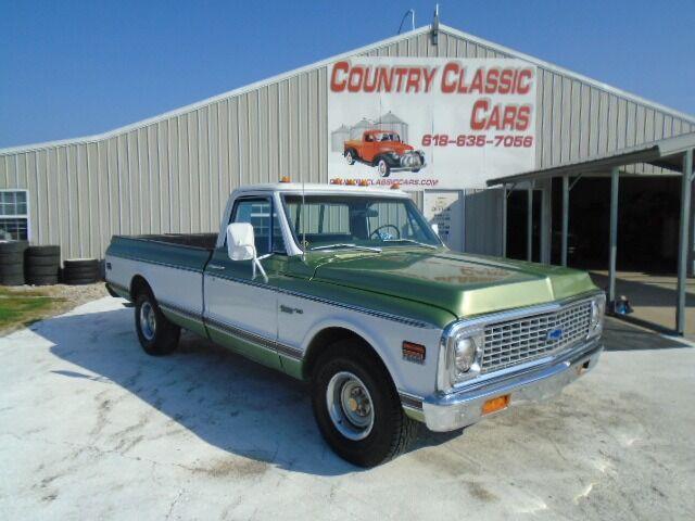1972 Chevrolet C10 (CC-1521728) for sale in Staunton, Illinois