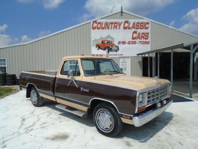 1982 Dodge Ram (CC-1521729) for sale in Staunton, Illinois