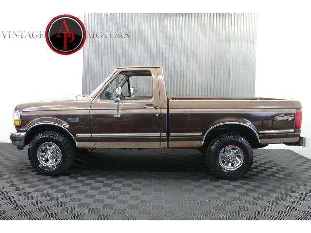 1992 Ford F150 (CC-1520173) for sale in Statesville, North Carolina