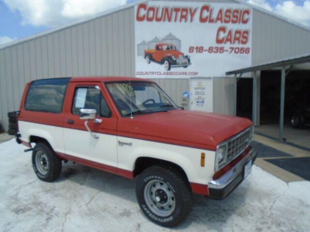 1987 Ford Bronco II (CC-1521731) for sale in Staunton, Illinois