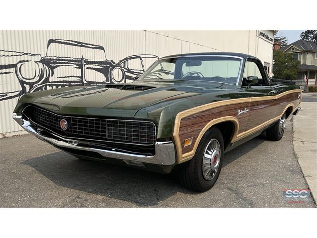 1970 Ford Ranchero (CC-1521739) for sale in Fairfield, California
