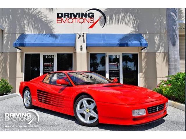 1994 Ferrari 512 TR (CC-1521744) for sale in West Palm Beach, Florida