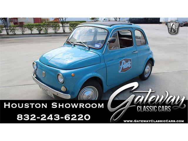 1970 Fiat 500L (CC-1521750) for sale in O'Fallon, Illinois