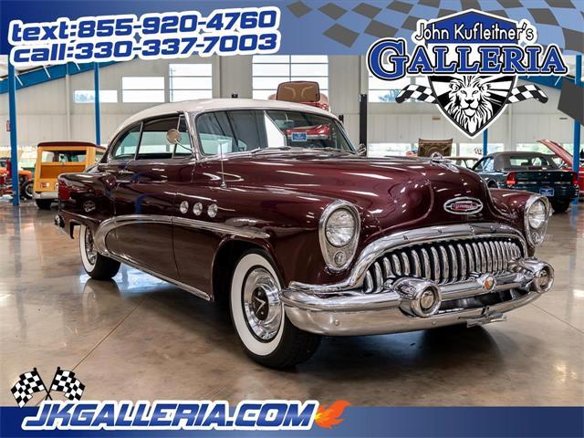 1953 Buick Riviera (CC-1521772) for sale in Salem, Ohio