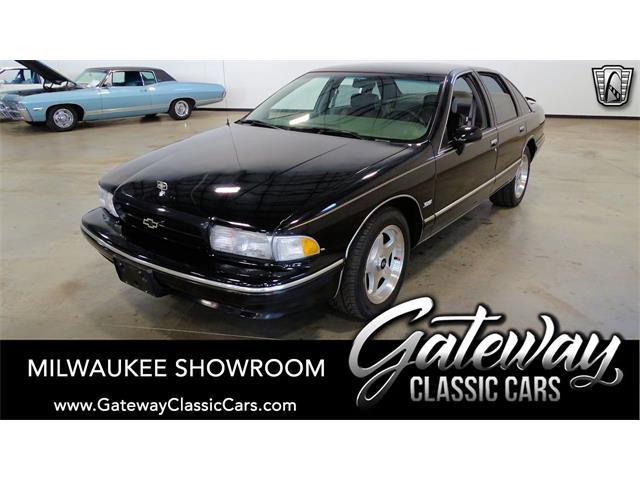1993 Chevrolet Caprice (CC-1521804) for sale in O'Fallon, Illinois