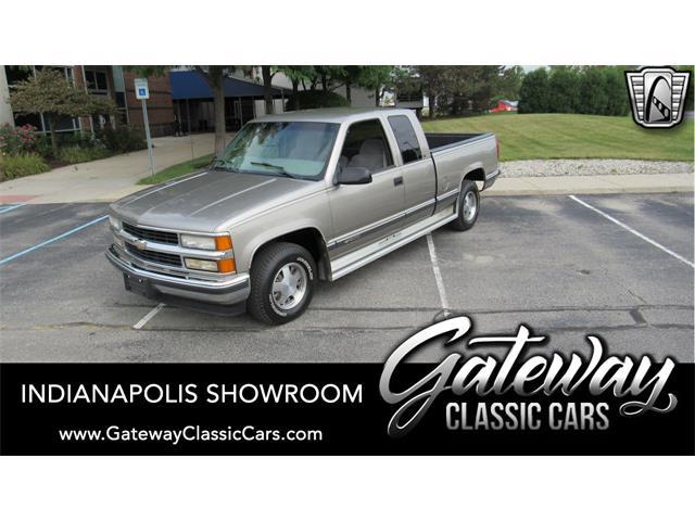 1998 Chevrolet C/K 1500 (CC-1521812) for sale in O'Fallon, Illinois