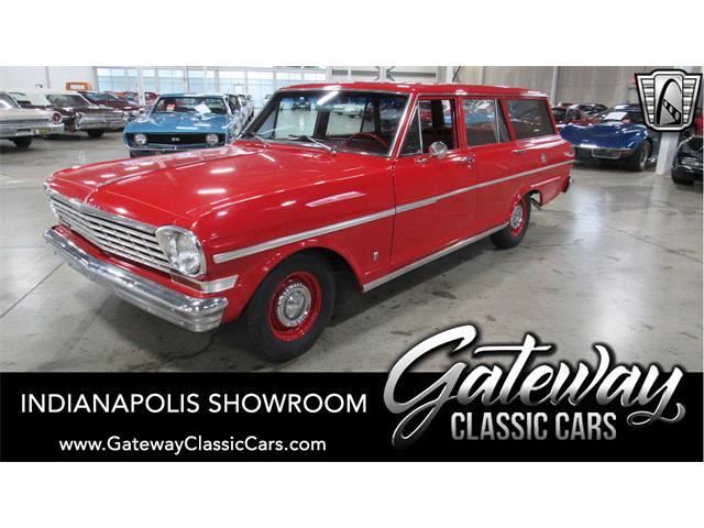 1963 Chevrolet Nova II (CC-1521813) for sale in O'Fallon, Illinois