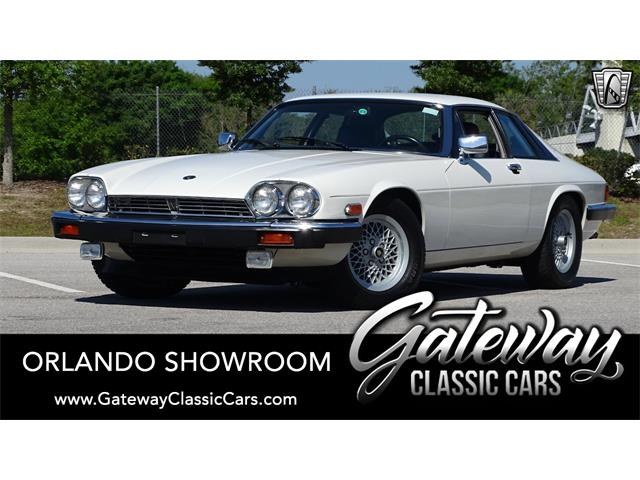 1990 Jaguar XJS (CC-1521826) for sale in O'Fallon, Illinois