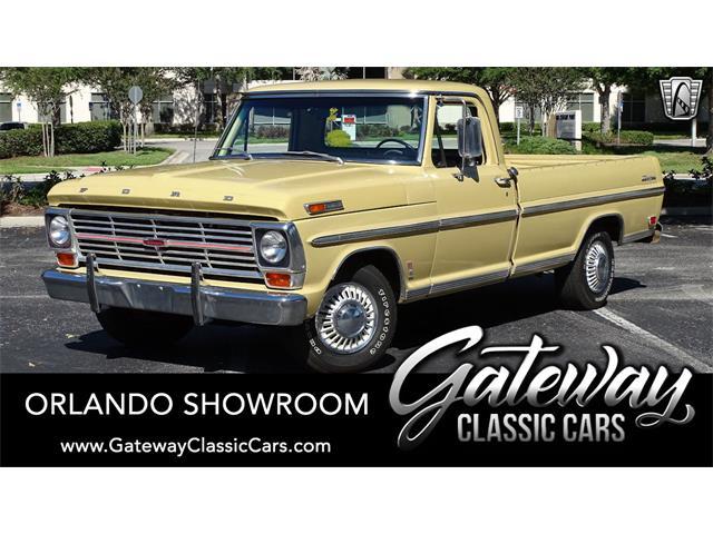 1969 Ford F100 (CC-1521829) for sale in O'Fallon, Illinois