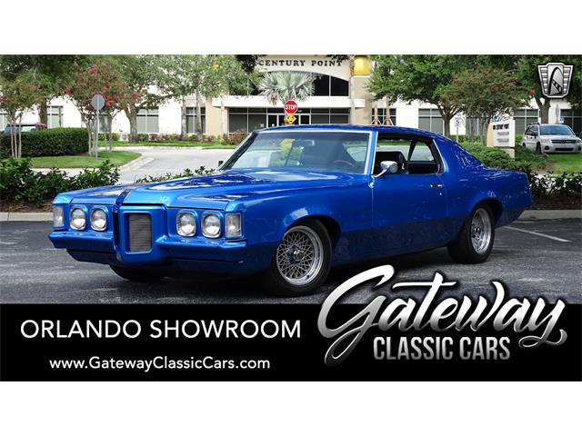 1969 Pontiac Grand Prix (CC-1521836) for sale in O'Fallon, Illinois