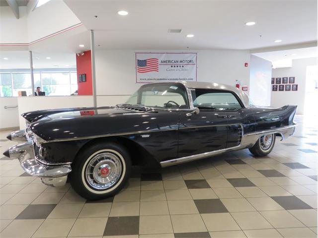 1957 Cadillac Eldorado (CC-1520185) for sale in San Jose, California