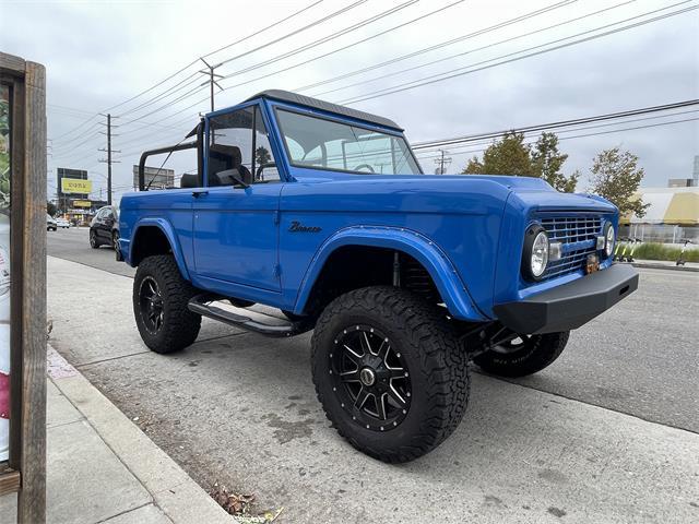 1969 Ford Bronco (CC-1521851) for sale in Venice, California