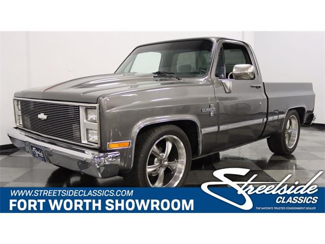 1986 Chevrolet C10 (CC-1521874) for sale in Ft Worth, Texas