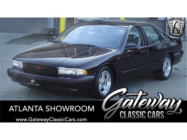1996 Chevrolet Impala (CC-1521876) for sale in O'Fallon, Illinois