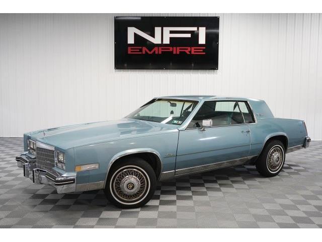 1985 Cadillac Eldorado (CC-1520188) for sale in North East, Pennsylvania