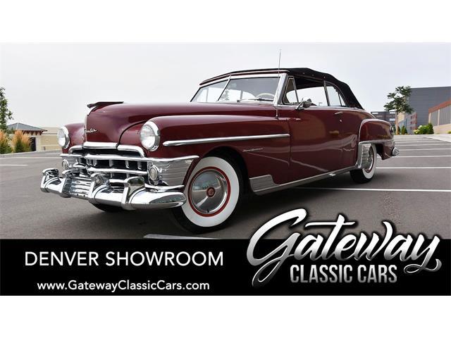 1950 Chrysler New Yorker (CC-1521887) for sale in O'Fallon, Illinois