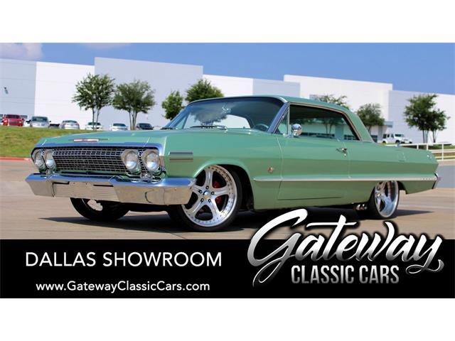1963 Chevrolet Impala (CC-1521893) for sale in O'Fallon, Illinois