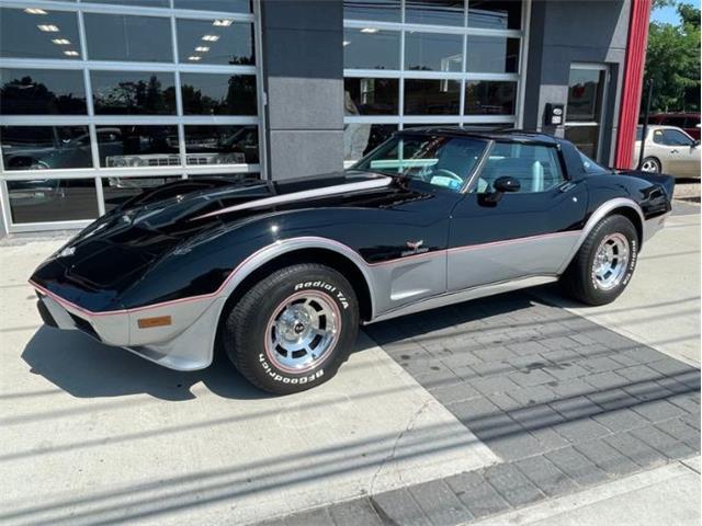 1978 Chevrolet Corvette (CC-1521899) for sale in Cadillac, Michigan