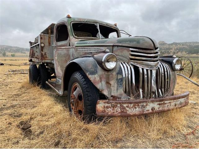 1946 Chevrolet Dump Truck (CC-1521902) for sale in Cadillac, Michigan