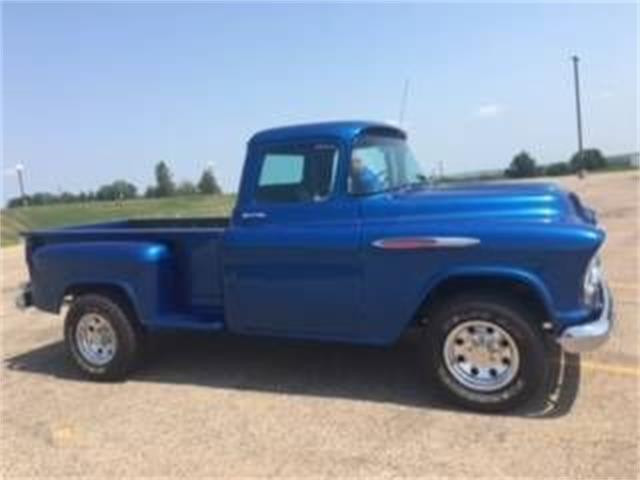 1957 Chevrolet 3600 (CC-1521903) for sale in Cadillac, Michigan