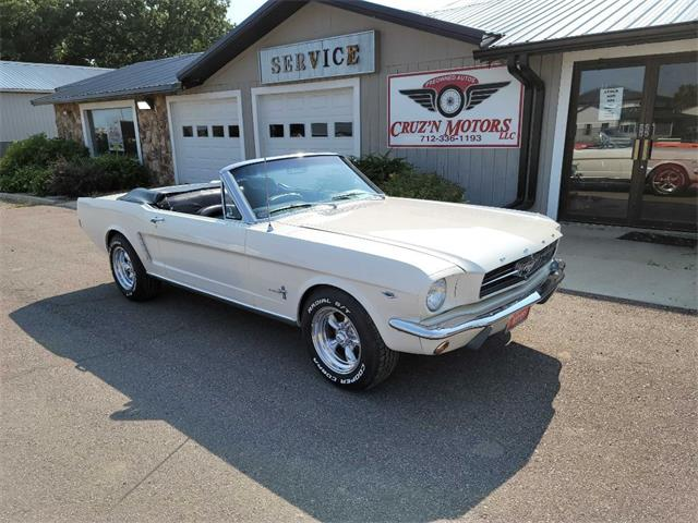1965 Ford Mustang (CC-1521920) for sale in Spirit Lake, Iowa
