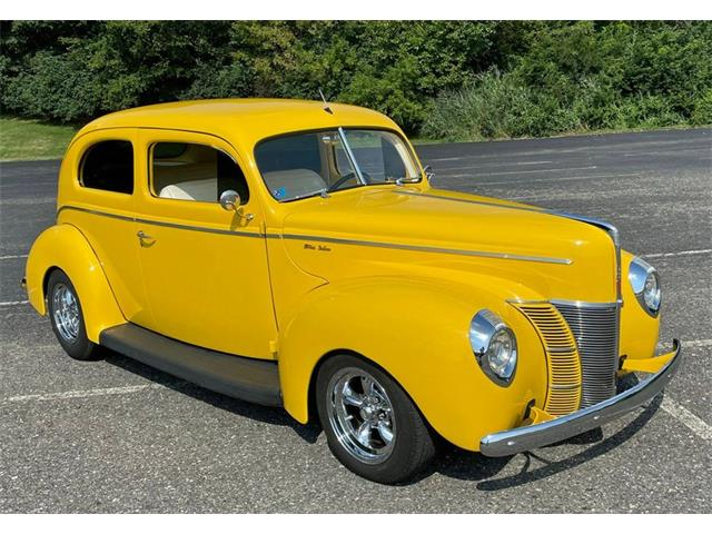 1940 Ford Deluxe (CC-1521928) for sale in West Chester, Pennsylvania