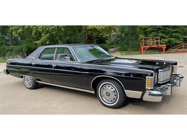 1978 Mercury Marquis (CC-1521930) for sale in West Chester, Pennsylvania