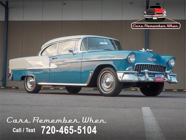 1955 Chevrolet Bel Air (CC-1520194) for sale in Englewood, Colorado