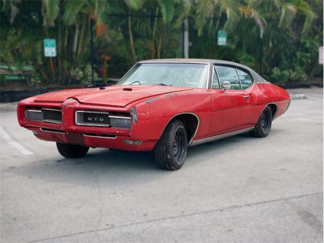 1968 Pontiac GTO (CC-1521948) for sale in Delray Beach, Florida