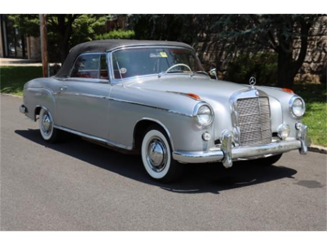 1959 Mercedes-Benz 220S (CC-1520195) for sale in Astoria, New York