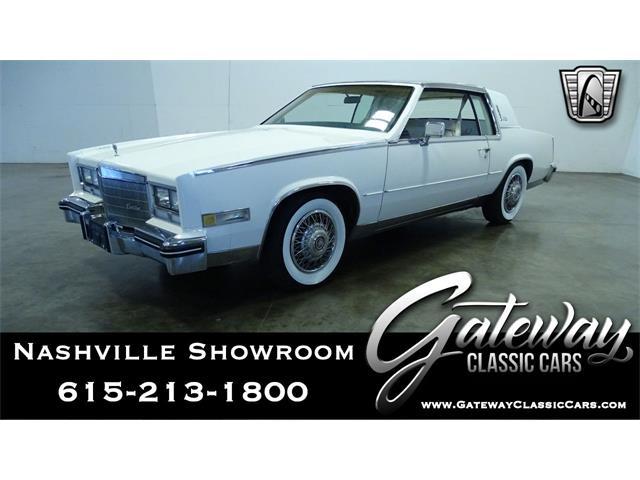 1984 Cadillac Eldorado (CC-1521982) for sale in O'Fallon, Illinois