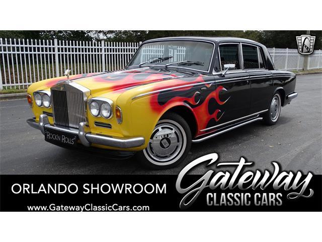 1967 Rolls-Royce Silver Shadow (CC-1521987) for sale in O'Fallon, Illinois