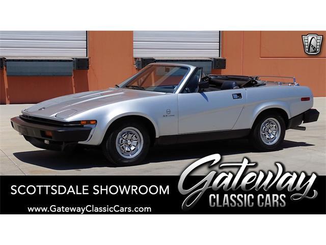 1981 Triumph TR8 (CC-1521997) for sale in O'Fallon, Illinois