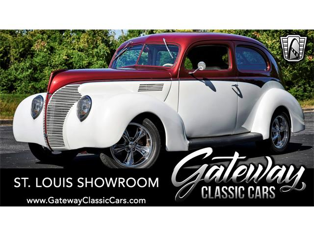 1939 Ford Tudor (CC-1522001) for sale in O'Fallon, Illinois