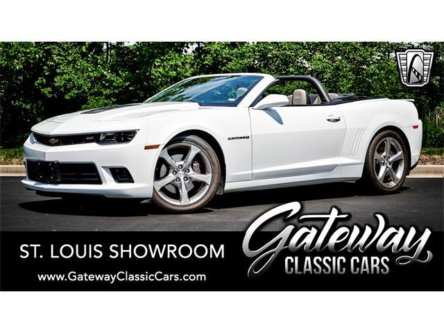2015 Chevrolet Camaro (CC-1522003) for sale in O'Fallon, Illinois
