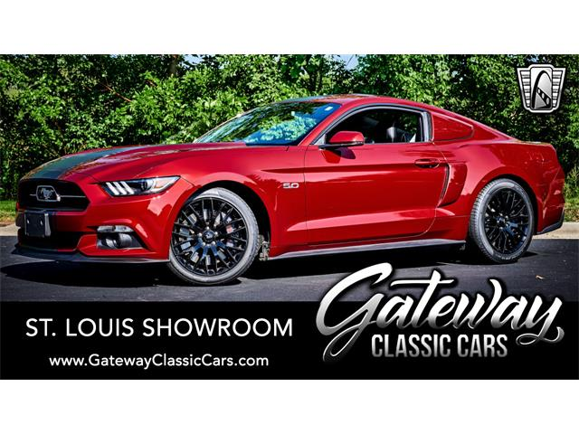 2015 Ford Mustang (CC-1522005) for sale in O'Fallon, Illinois