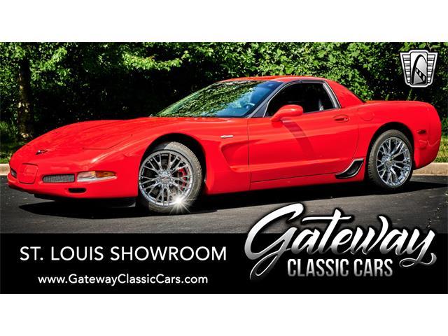 2000 Chevrolet Corvette (CC-1522007) for sale in O'Fallon, Illinois