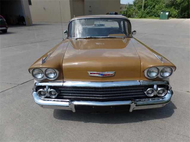 1958 Chevrolet Bel Air (CC-1522039) for sale in Clinton Township, Michigan