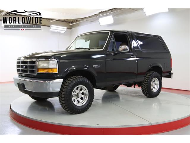 1993 Ford Bronco (CC-1522057) for sale in Denver , Colorado