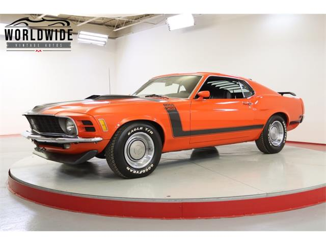 1970 Ford Mustang (CC-1522059) for sale in Denver , Colorado