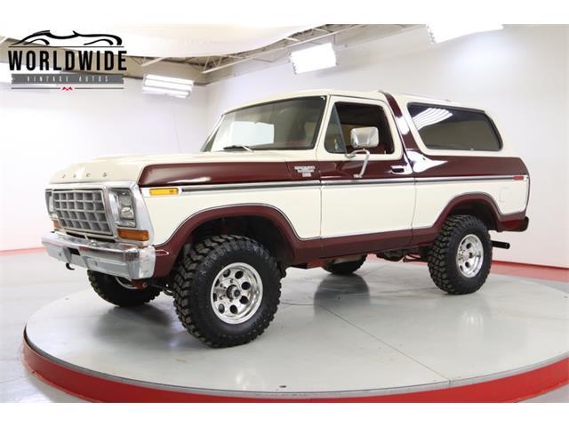 1979 Ford Bronco (CC-1522060) for sale in Denver , Colorado