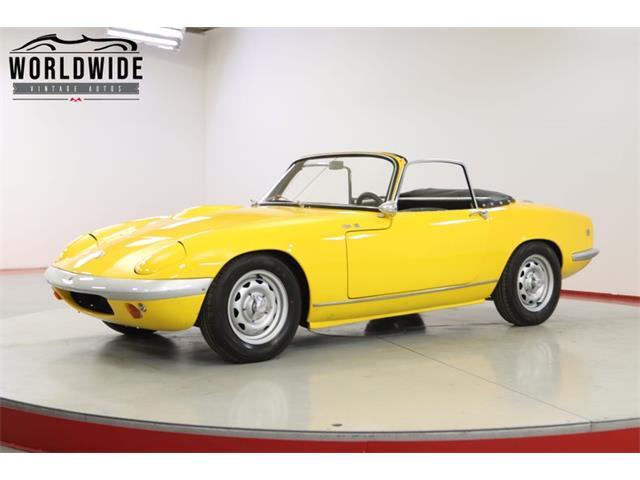 1967 Lotus Elan (CC-1522067) for sale in Denver , Colorado