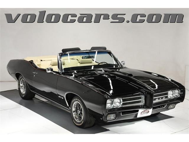 1969 Pontiac GTO (CC-1522069) for sale in Volo, Illinois