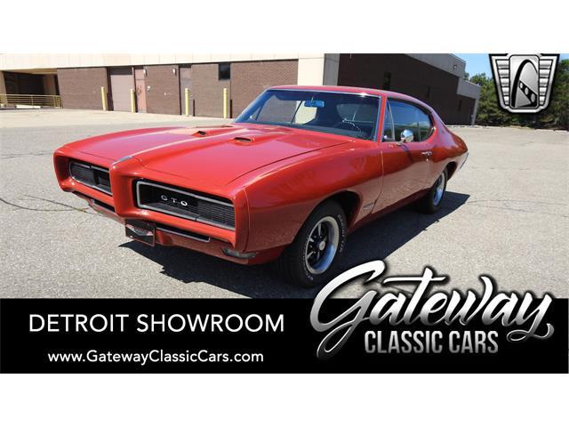 1968 Pontiac GTO (CC-1522077) for sale in O'Fallon, Illinois