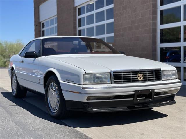 1993 Cadillac Allante (CC-1522082) for sale in Henderson, Nevada